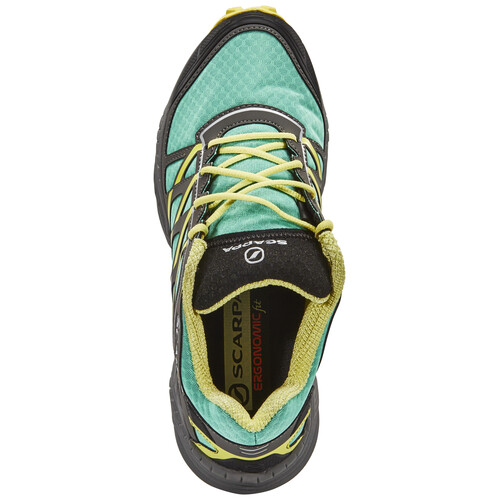 Scarpa Neutron - Chaussures running Femme - gris Pas Cher En Ligne mcRNdW